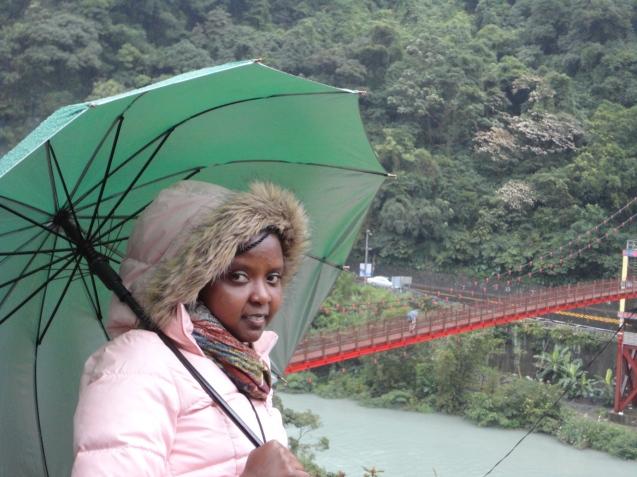 Wulai Bridge